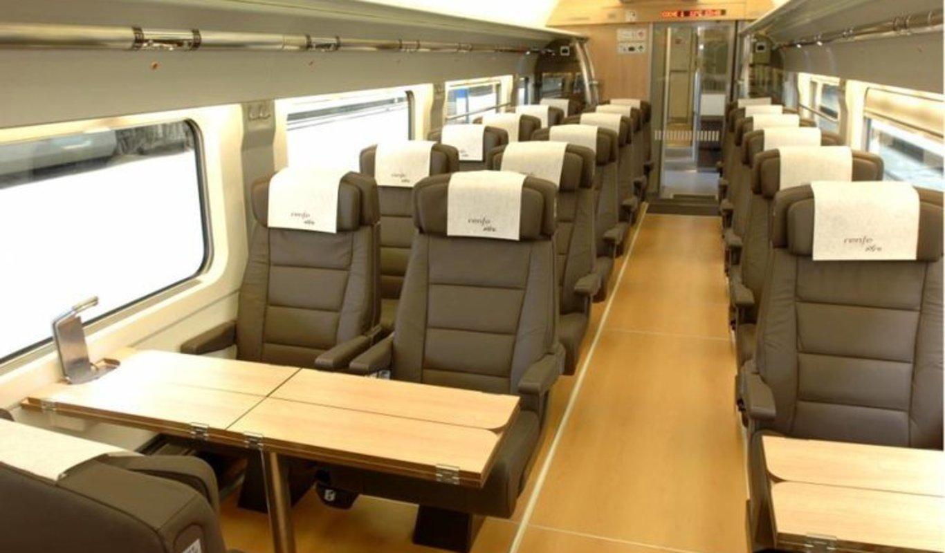 Renfe licitará en septiembre un contrato para trenes AVE