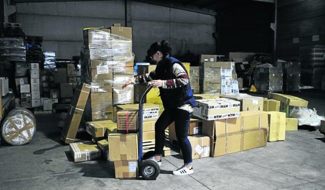 Hacerse punto de recogida de paquetes