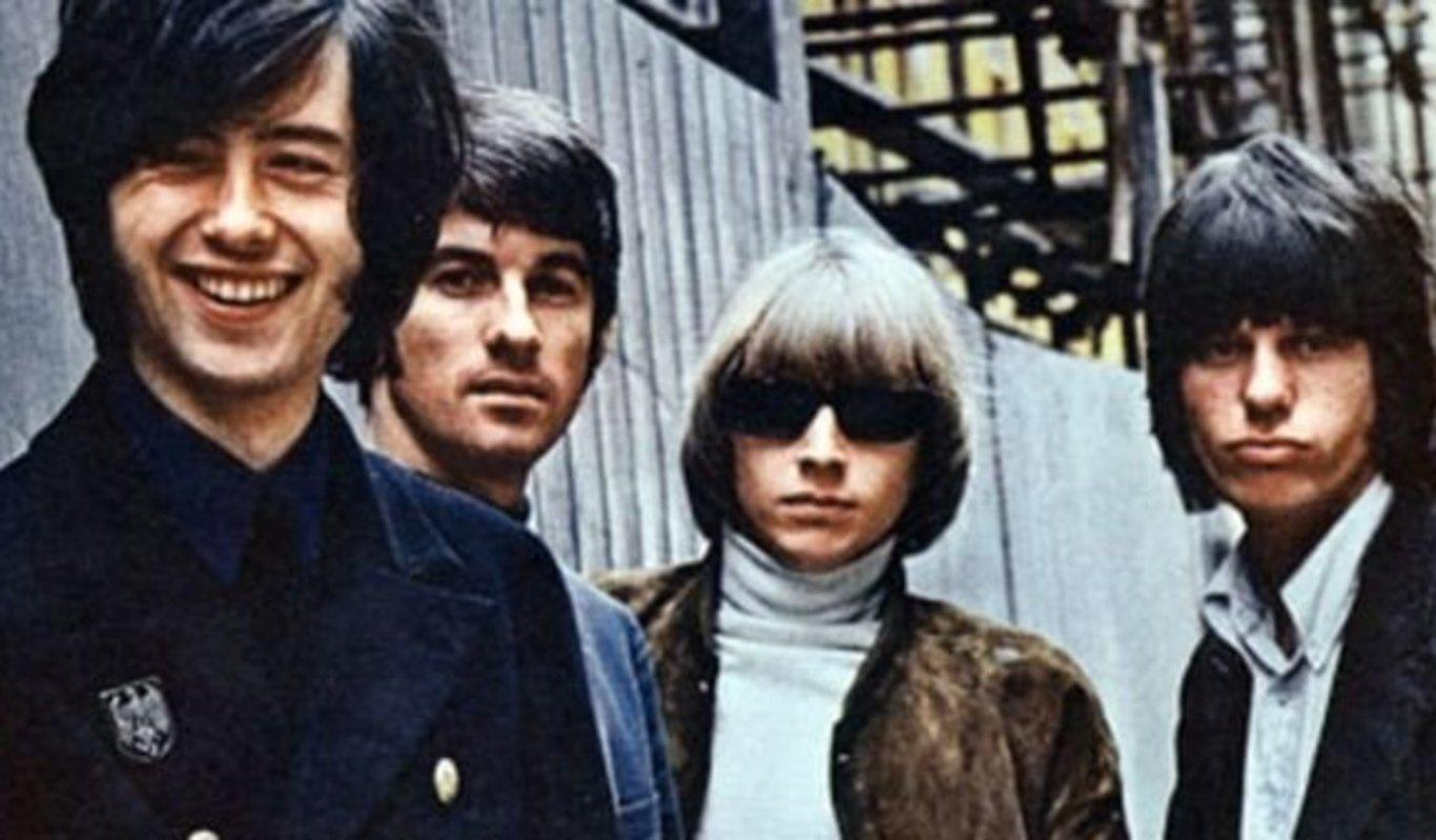 Clapton, Beck, Page: cara y cruz de The Yardbirds