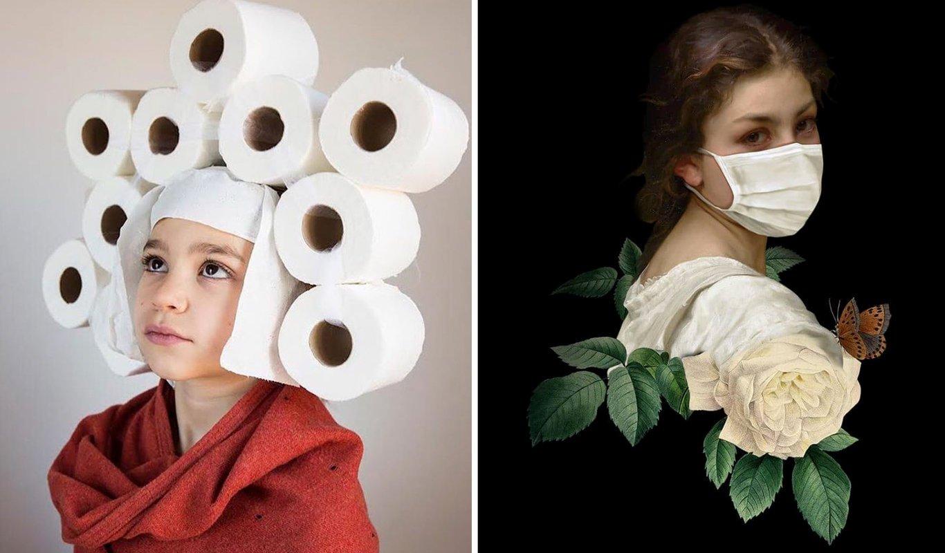 El museo del coronavirus ya es una realidad: así es el arte de ...