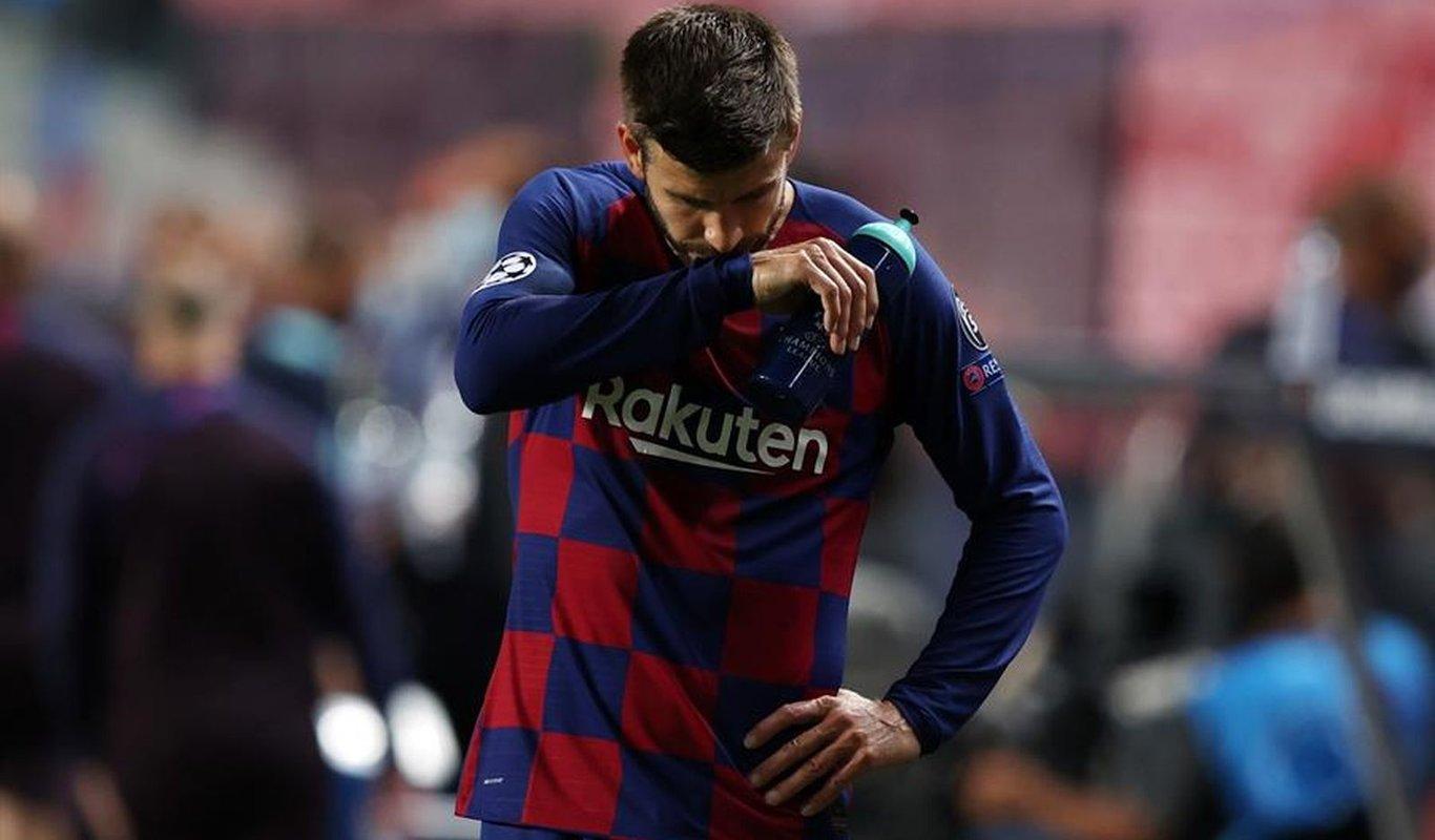 El Bayern humilla al Barcelona (2-8)