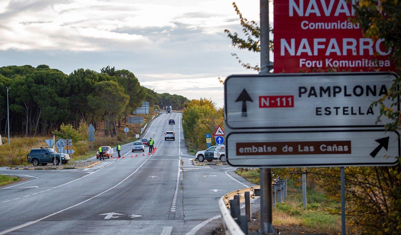 Euskadi se une a Aragón, Asturias, Navarra y La Rioja y decreta el confinamiento perimetral