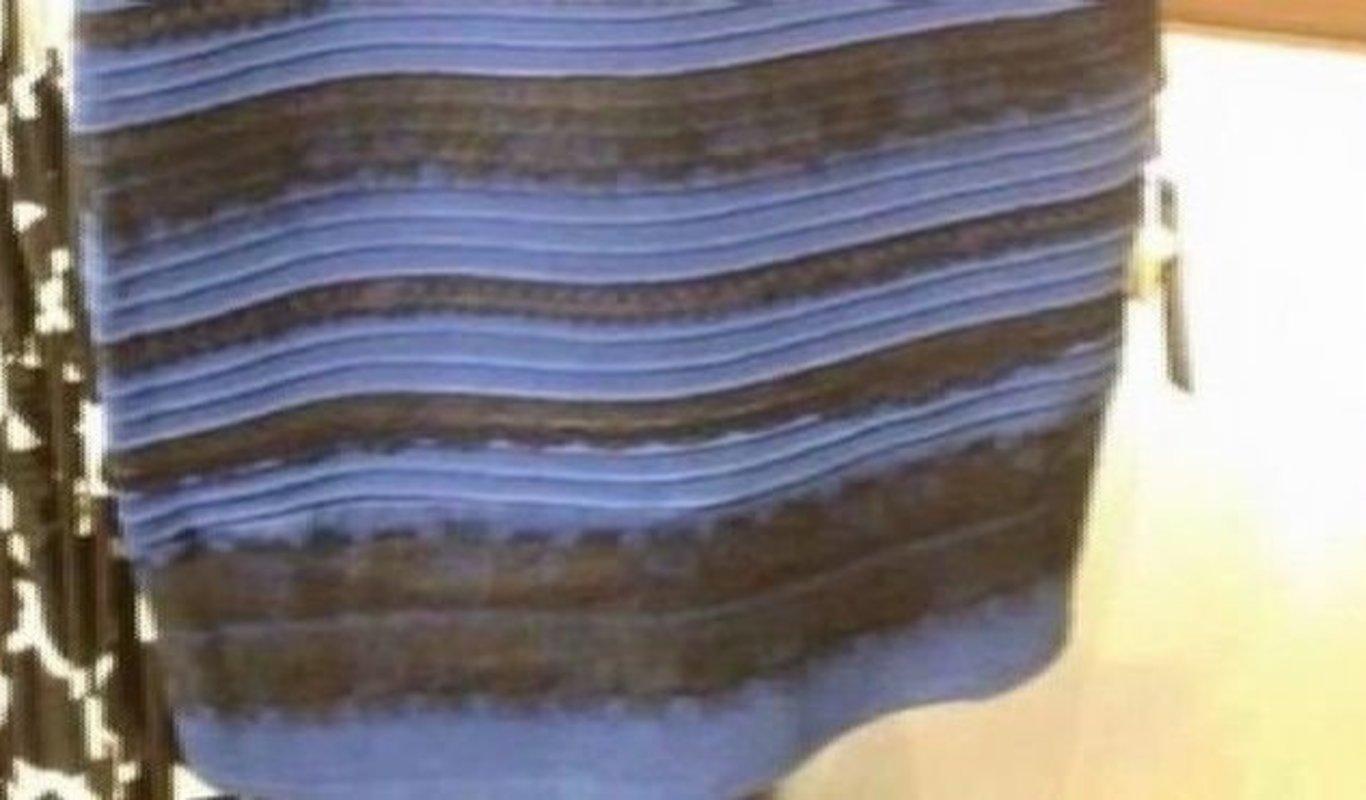 La Ciencia Explica La Visión Del Vestido Blanco Y Dorado O