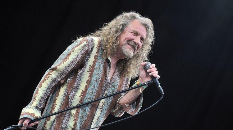 69 años del nacimiento de Robert Plant
