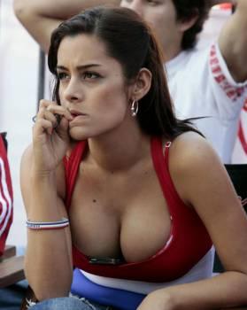 Larissa Riquelme Se Desnuda Por Paraguay Vídeo Gente La Región