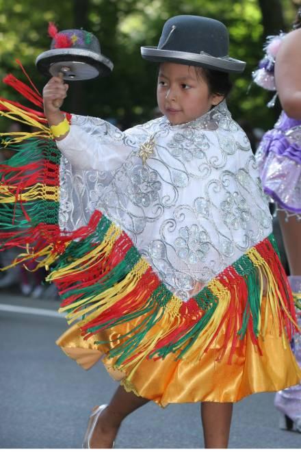 Desfile de la Hispanidad en la Quinta Avenida de Nueva York - UNKNOWN
