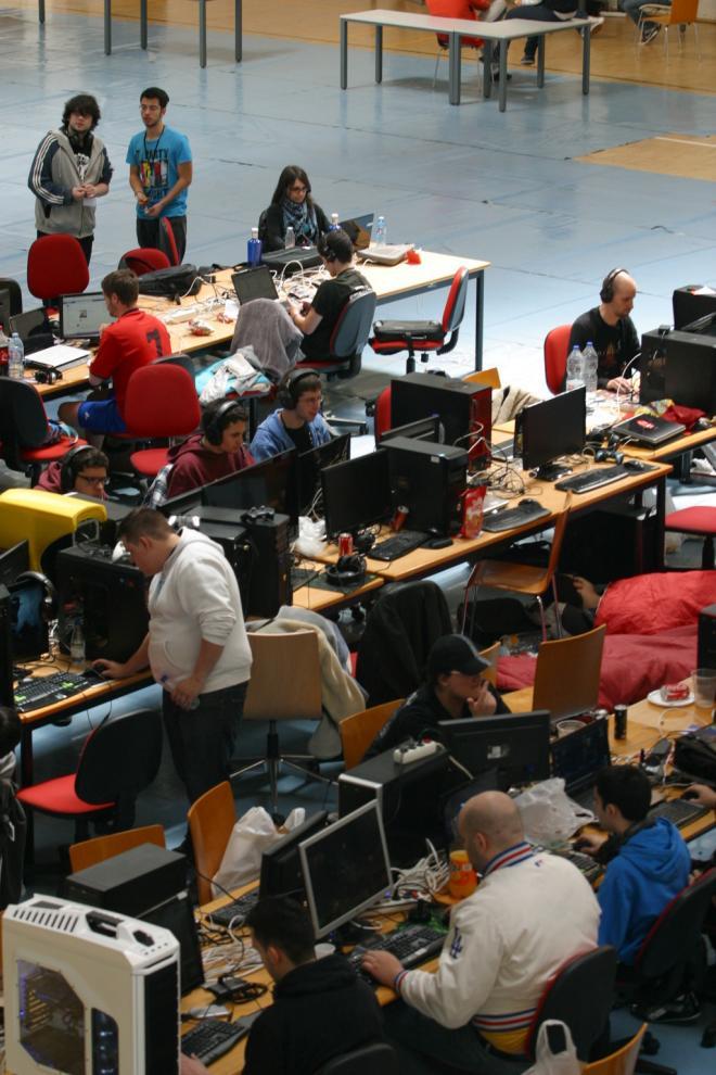 Jornada Final Del Encuentro Inform Tico De Juegos En Red