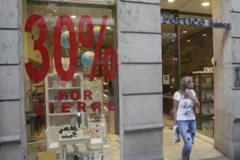 El grupo p rtico cierra su tienda del centro de ourense for Portico vigo catalogo