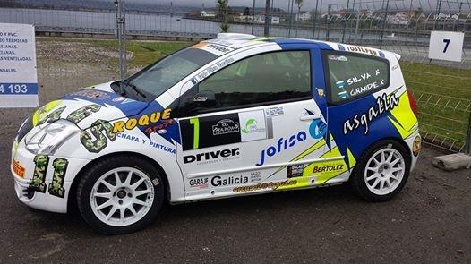 Iago Silva abandona el Campeonato Gallego de Rallys 2014052422034893188