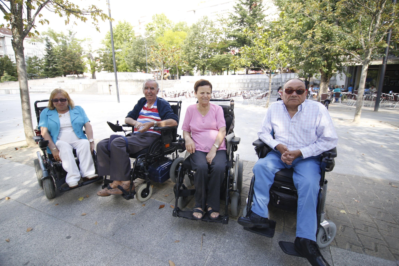 Visitar a la familia se complica ourense la regi n for Jardin del posio ourense