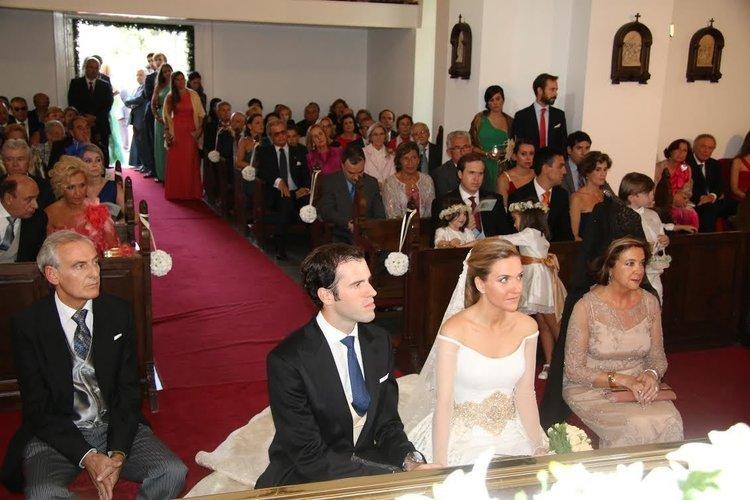 La boda del a o en a toxa ourense la regi n diario de ourense y su provincia fundado en - Maria del carmen castro ...