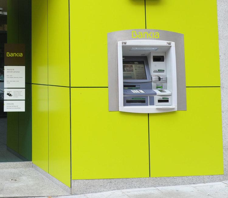15 millones irritan pero mucho m s econom a la for Oficinas de bankia en madrid