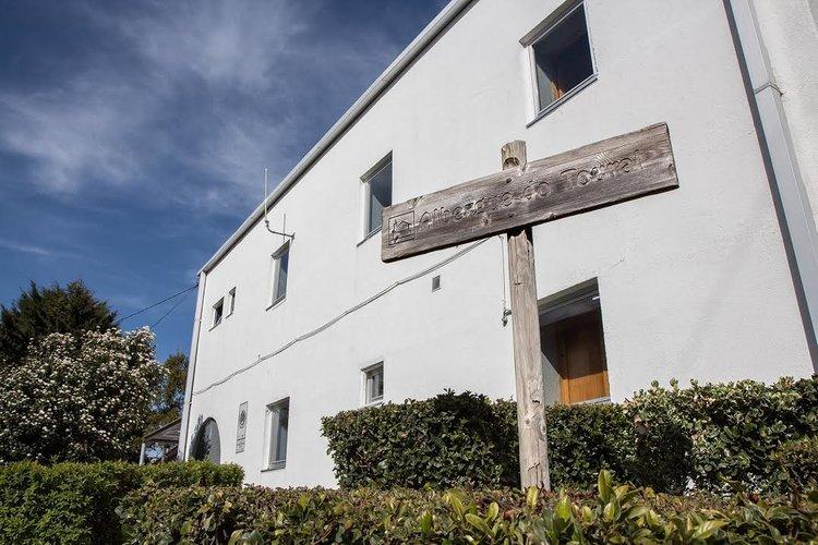 """""""Albergue do Toural"""", situado en el Concello de A Gudiña."""