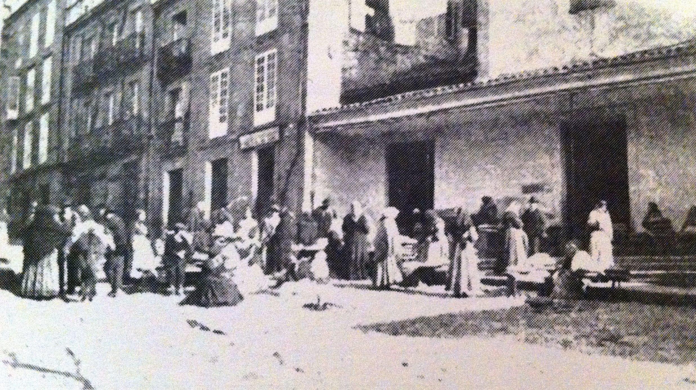 Los mercados de la vieja auria ourense la regi n - Calle rafael salgado ...