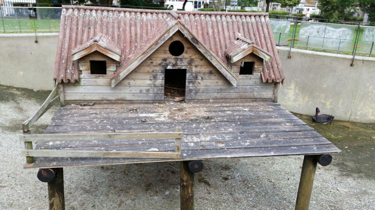 La casita se cae a trozos en o pos o de los lectores for Jardin del posio ourense