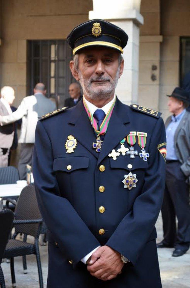 jubilacion policia nacional inspector: