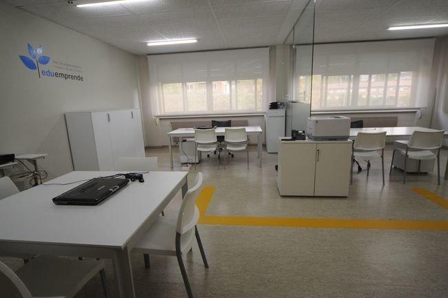 Tres viveros para convertir ideas de alumnos en empresas for Viveros ourense