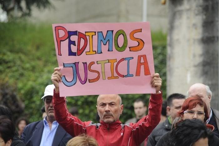 Pedimos Justicia Para Socorro Ourense Album La Region Diario