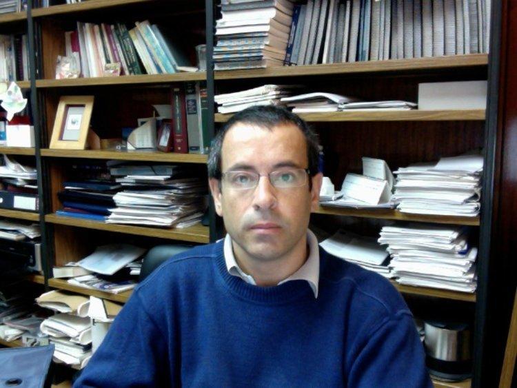Antonio Salas Ellacuriaga estará esta tarde en Ourense.