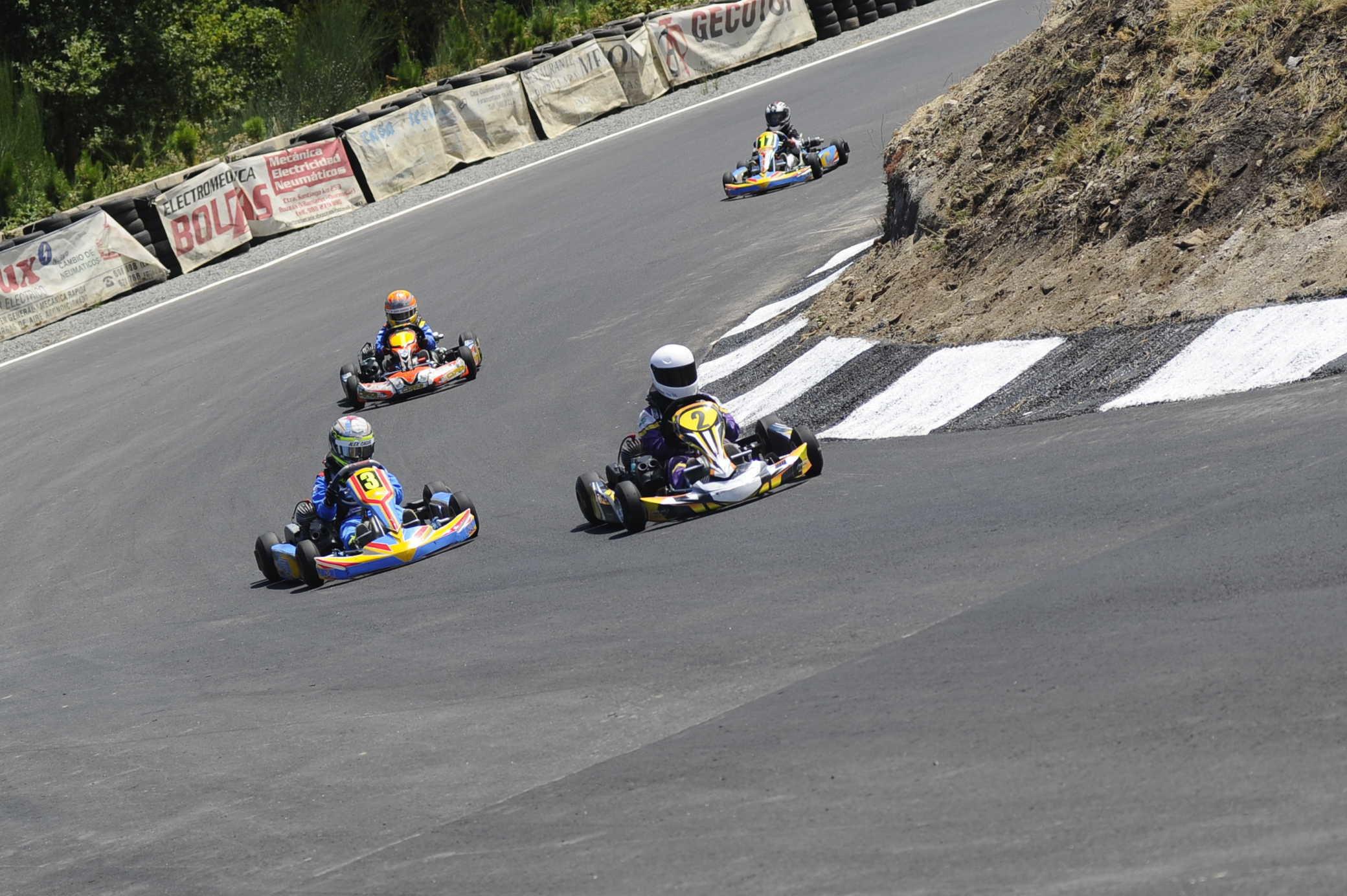 Circuito Karting : Día de karting en el choqueiro motor la región diario de