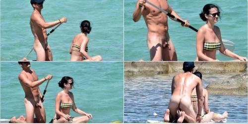 Desnudo en disney orlando