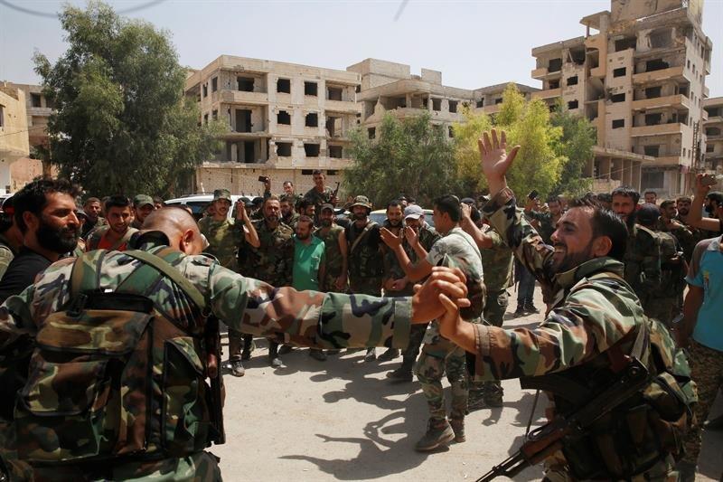 2016082621402770871 - Ejército turco prosigue su ofensiva en Siria contra milicias kurdas