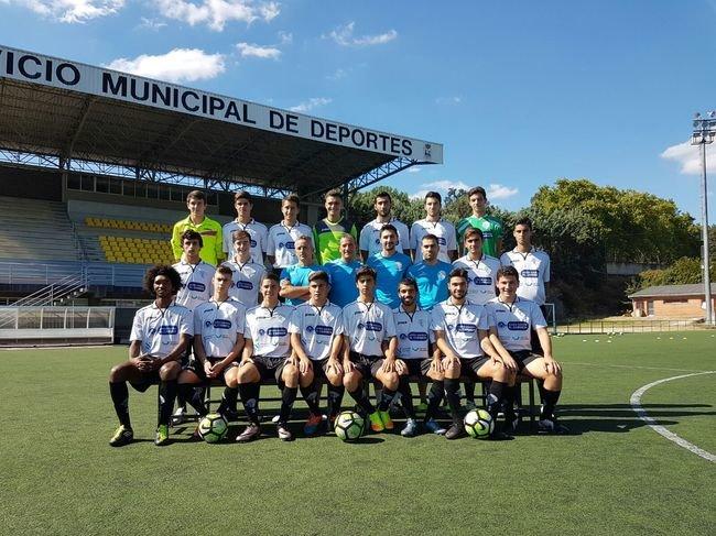 El Ourense CF juvenil, a asentarse en la Liga Nacional sin renunciar ...