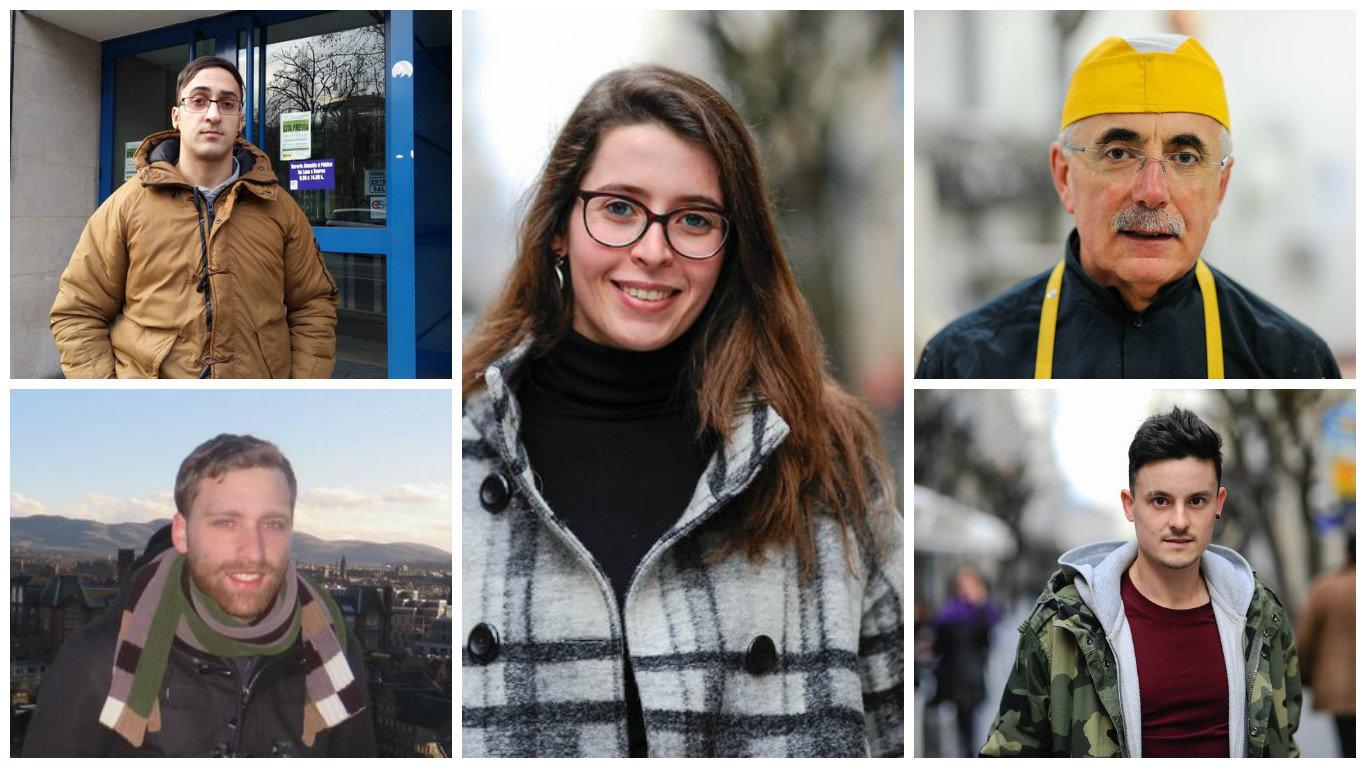 Las opiniones de cinco ourensanos sobre el empleo for Oficina empleo ourense