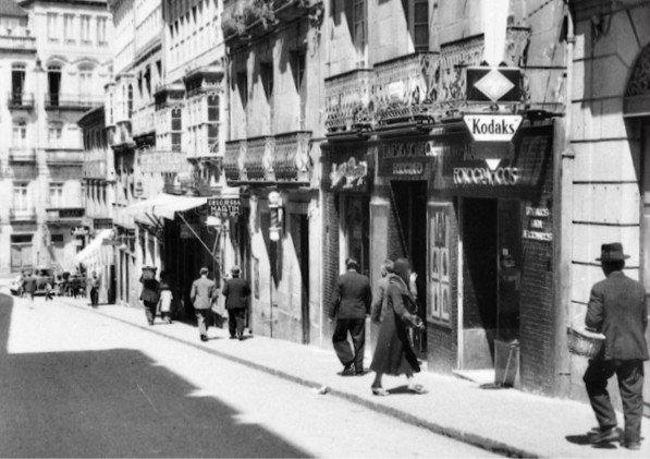 La calle general aranda ourense la regi n diario de - Calle rafael salgado ...