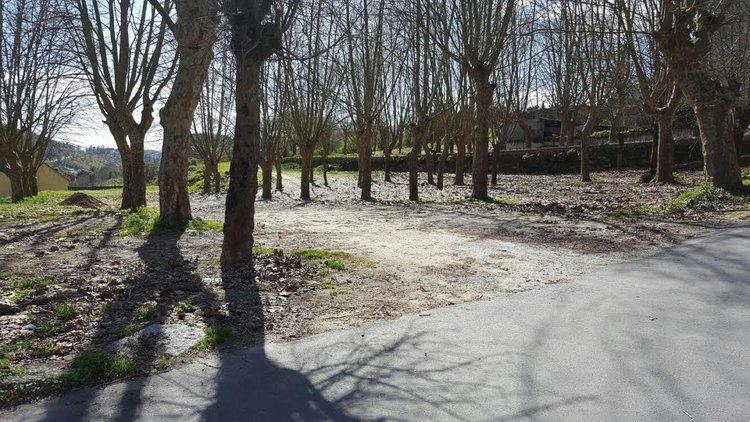 La zona de autocaravanas se ubicará entre el cuartel de la Guardia Civil y el paseo fluvial.