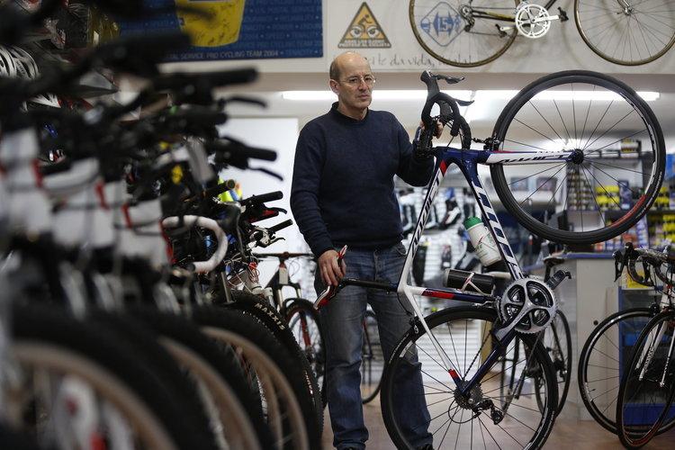 Los ciclistas tendr n una oficina virtual de denuncias for Oficina virtual trafico