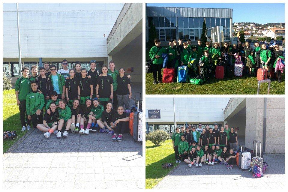 Vacaciones llenas de basket m s deporte la regi n for Muebles portugal valenca