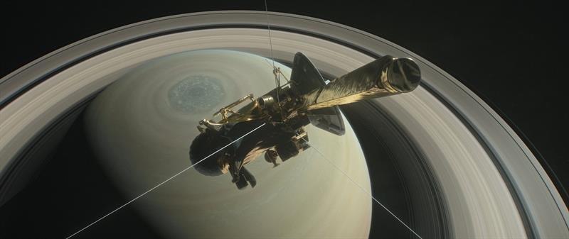 Resultado de imagen para Hallan posibles condiciones de habitabilidad en lunas de Saturno y Júpiter