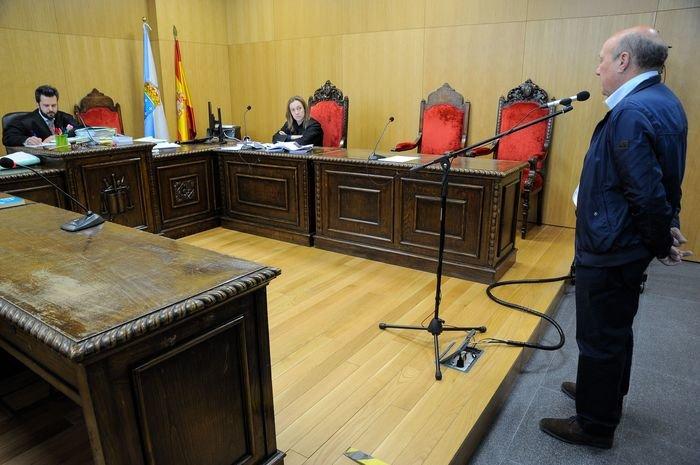 Condenado por desobediencia o alcalde da Merca por non derrubar unha vivenda