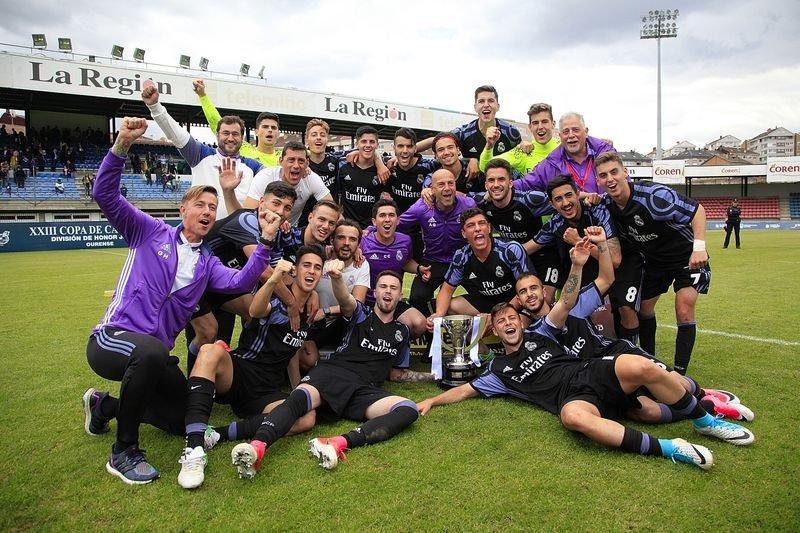 El Real Madrid, supercampeón - Deporte Local - La Región | Diario de ...