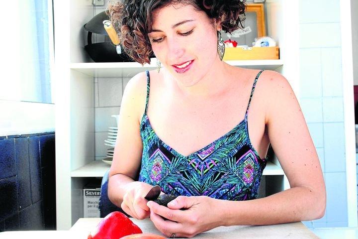 Alba salgado una gu a para la cocina vegana ourense for Que es la cocina vegana