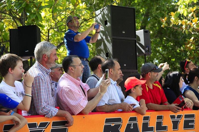 Fin al 50 rally de ourense as te lo hemos contado for Jardin del posio ourense