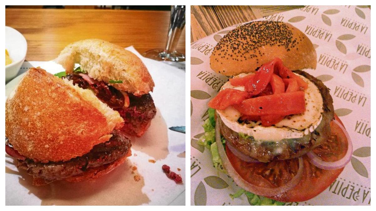 Un duelo entre hamburguesas la pepita o casa galeguesa - Casa galeguesa vigo ...