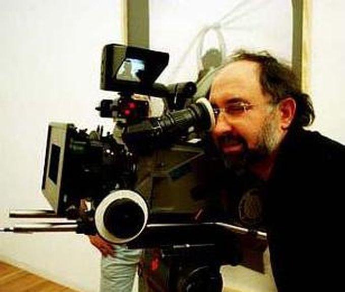 Resultado de imaxes para eloy lozano, cineasta