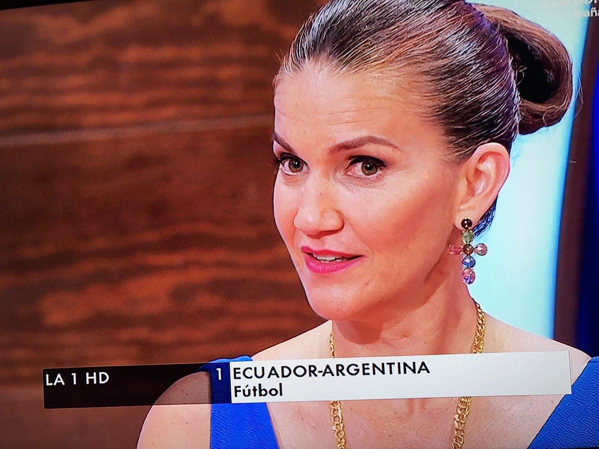 L O De Tve En La Retransmisi N De Ecuador Argentina Tendencias  # Muebles Tejada En Xinzo De Limia