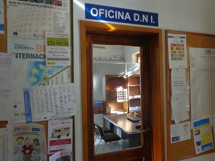 O barco quiere una oficina para la renovaci n del dni for Oficinas renovacion dni