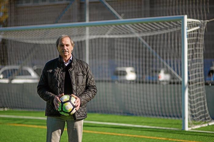 Miguel Ángel, el fútbol soñado - La Revista - La Región