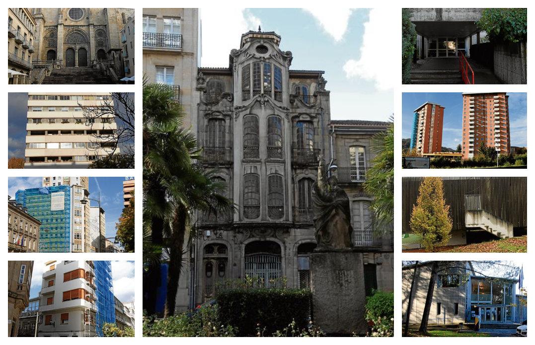 9 arquitectos 9 edificios 9 miradas ourense la - Arquitectos ourense ...