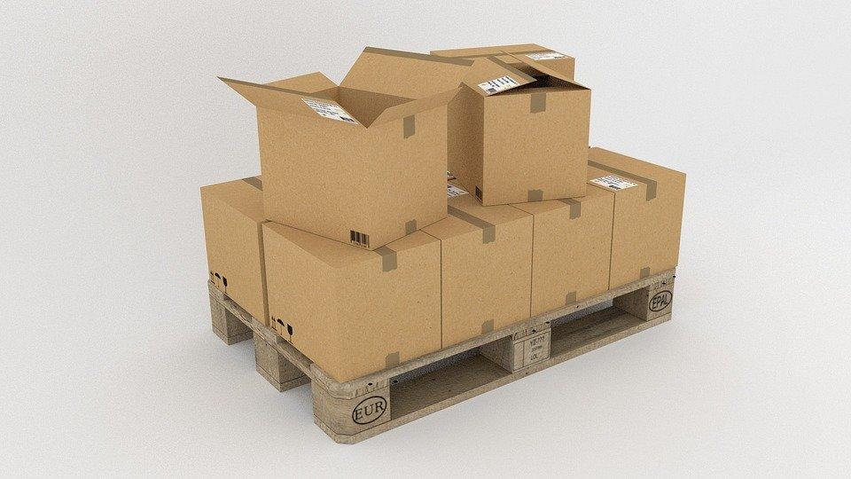 embalaje para transportar cosas - arentransportes