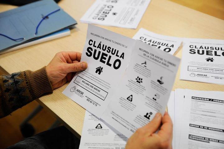 Los juzgados registran casi demandas en galicia en for Clausula suelo galicia
