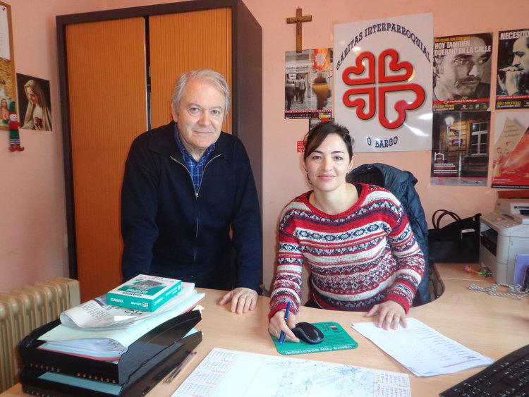 C ritas alerta del aumento de los contratos en precario en for Oficina empleo ourense