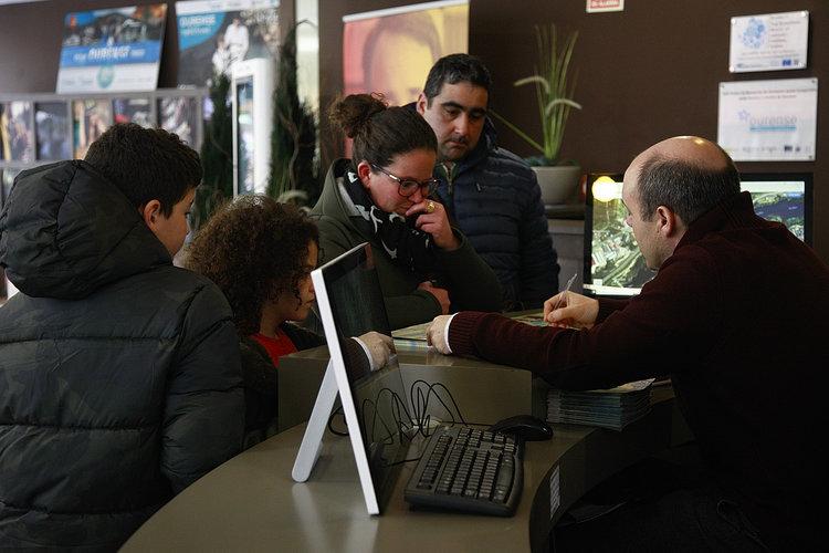 Ourense reforz su capacidad de atracci n en semana santa for Oficina turismo ourense