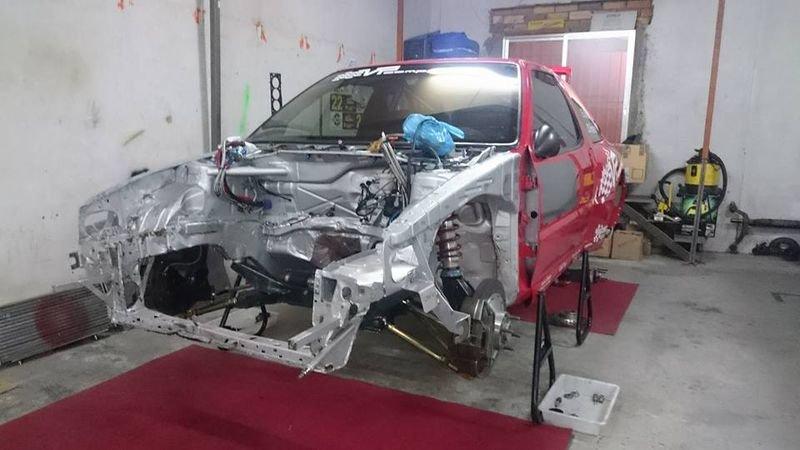 Veinte Anos Despues Un Zx Kit Car En El Rally Motor La Region