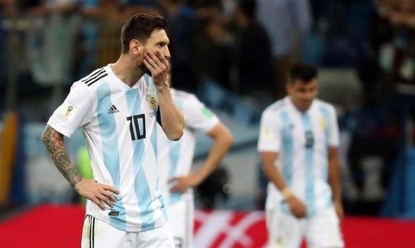 Caballero aprieta la soga a Argentina