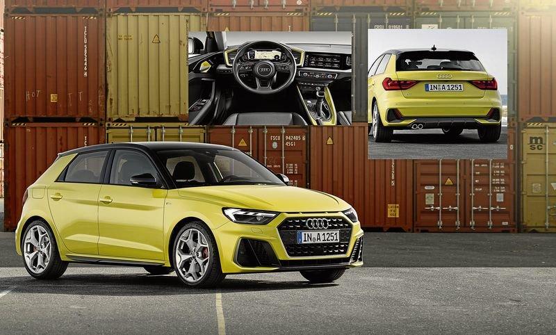 Audi A1 Sportback  segunda generación